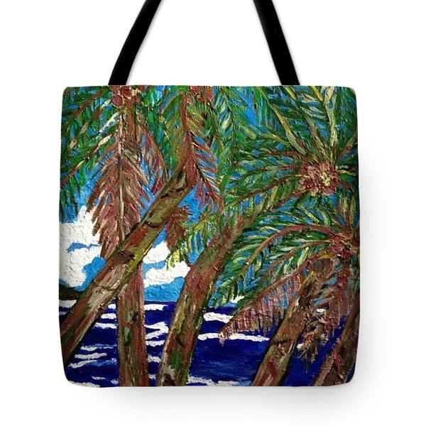 The Ride To Opihikao Tote Bag