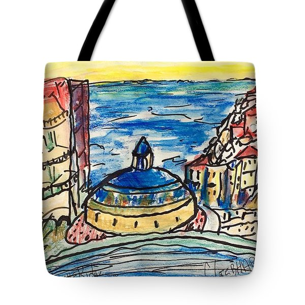 The Ridge View Cabo Tote Bag