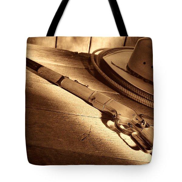 The Rifle Tote Bag