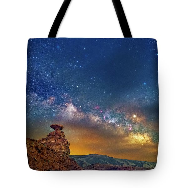 The Rift Tote Bag