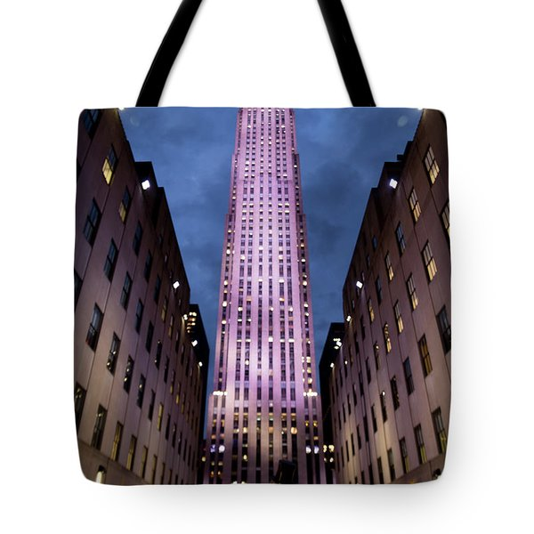 Tote Bag featuring the photograph The Right Light by Lora Lee Chapman