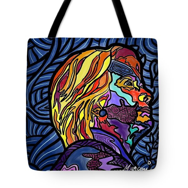 The Right Side Of Herstory Tote Bag