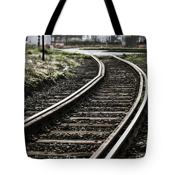 The Right Track? Tote Bag