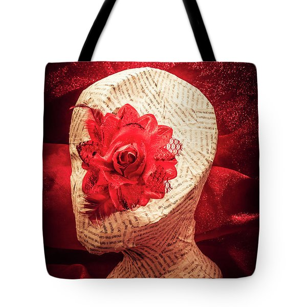 The Rise And Fall Tote Bag