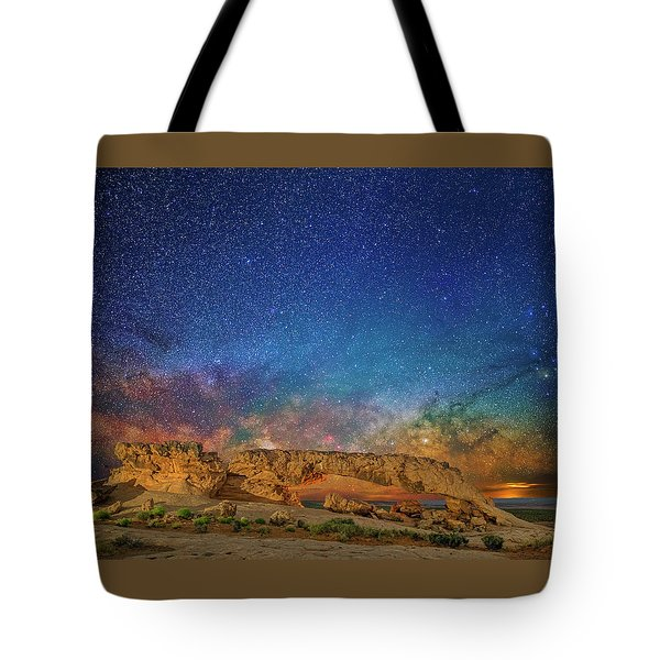 The Rise Tote Bag