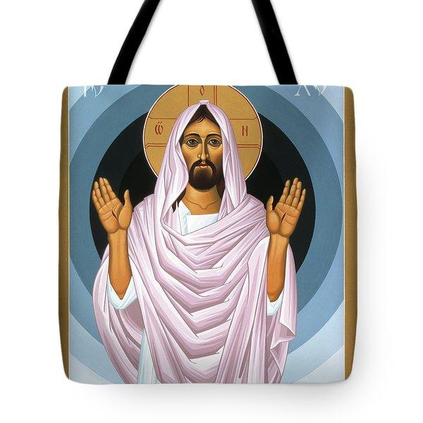 The Risen Christ 014 Tote Bag