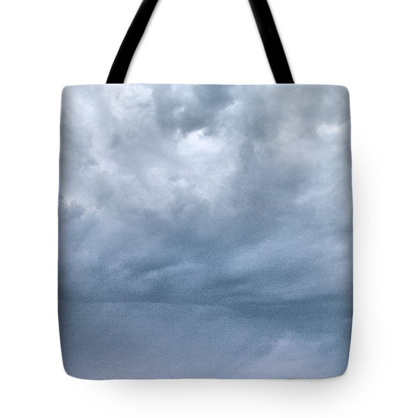 Tote Bag featuring the photograph The Rising Storm by Jouko Lehto