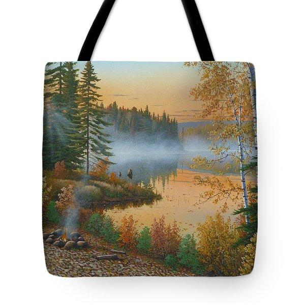 The Rising Sun Tote Bag