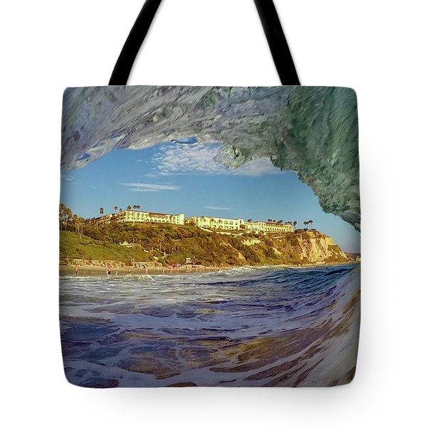 Tote Bag featuring the photograph The Ritz Fitz by Sean Foster