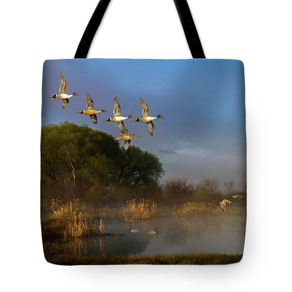 The River Bottoms Tote Bag