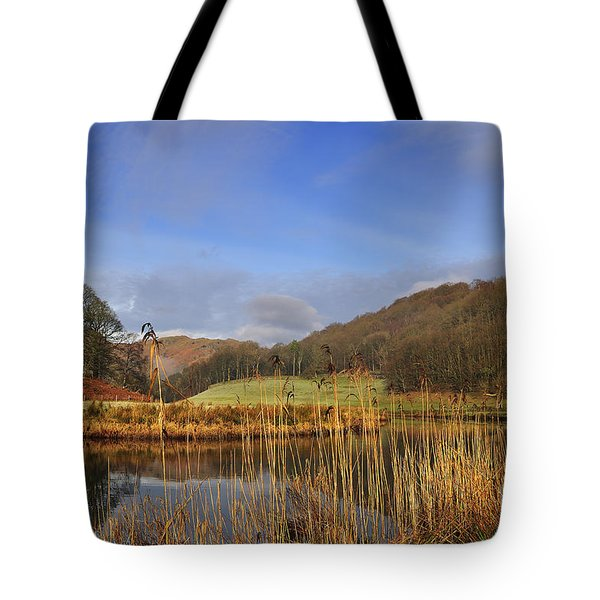 The River Brathay Tote Bag