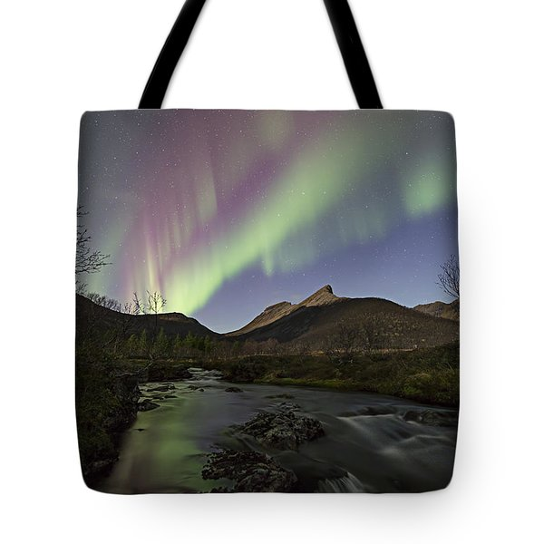 The Creek I Tote Bag