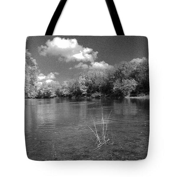 The Rivers Bend  Tote Bag by Scott D Van Osdol