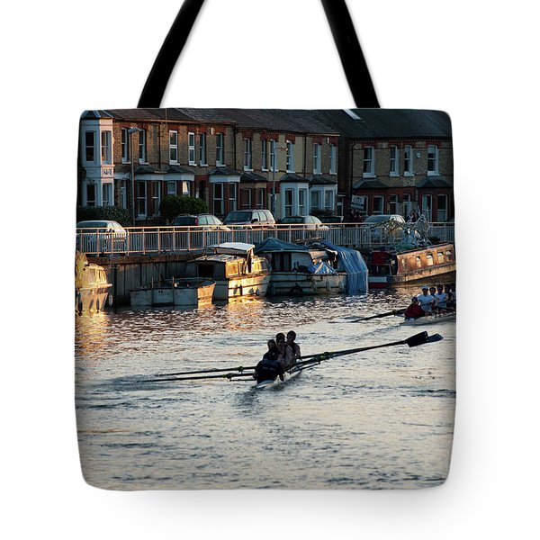 The Riverside Tote Bag