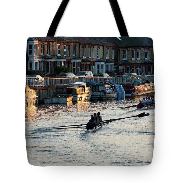 The Riverside Tote Bag