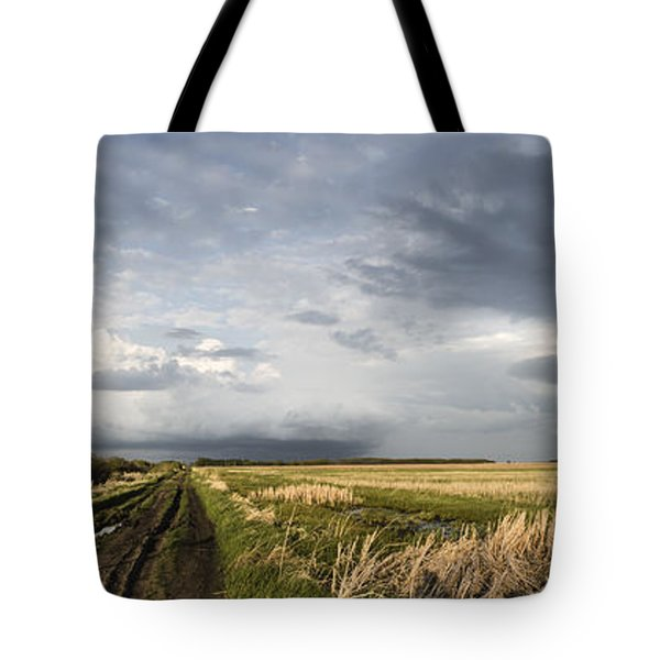 The Road Is Never Easy Tote Bag
