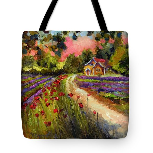 The Road Leads Back To You Tote Bag