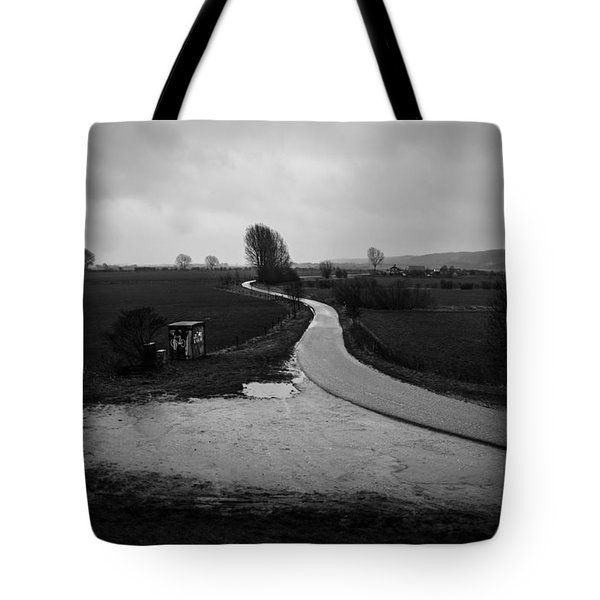 The Road Tote Bag