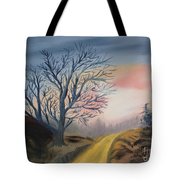 The Road To... Tote Bag
