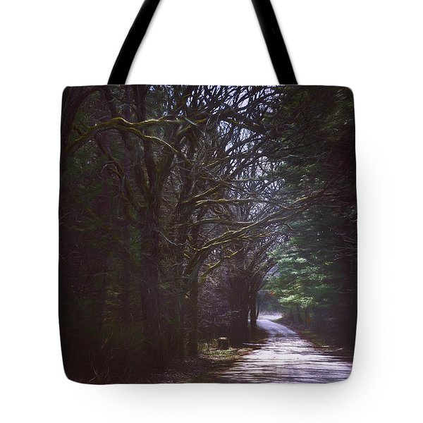 The Road To Somewhere Tote Bag