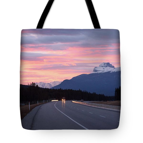 The Road Trip Tote Bag