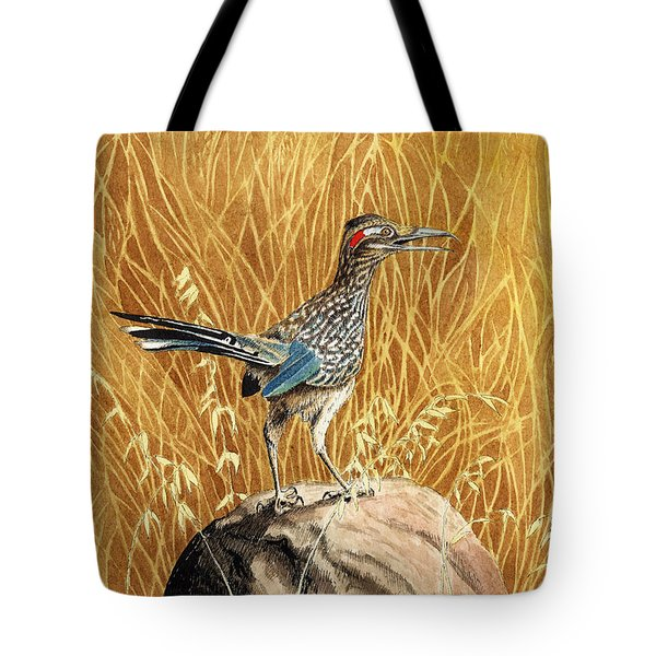 The Roadrunner Tote Bag