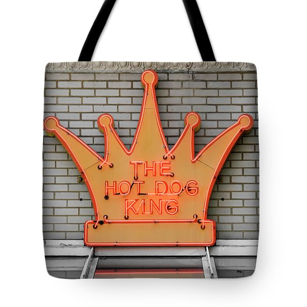 The Roanoke Weiner Stand 1 Tote Bag