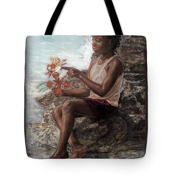 The Rock Garden Tote Bag