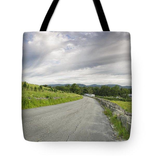 The Rocks Estate - Bethlehem New Hampshire Tote Bag