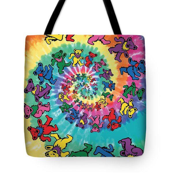 The Roller Bears Tote Bag