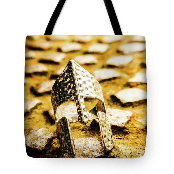The Roman Pavement Tote Bag