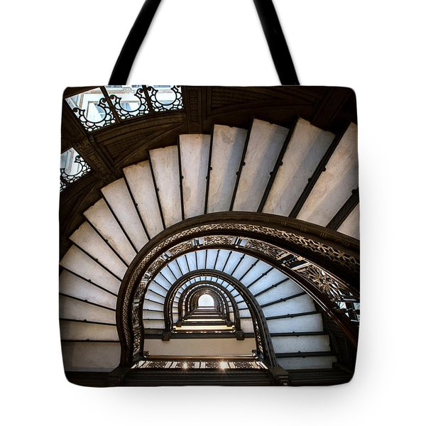 The Rookery - Chicago Tote Bag