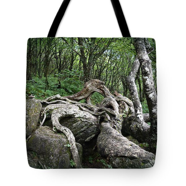 The Root Tote Bag