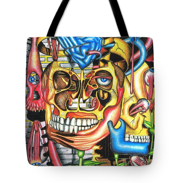 The Roots Of Human Evolution Tote Bag