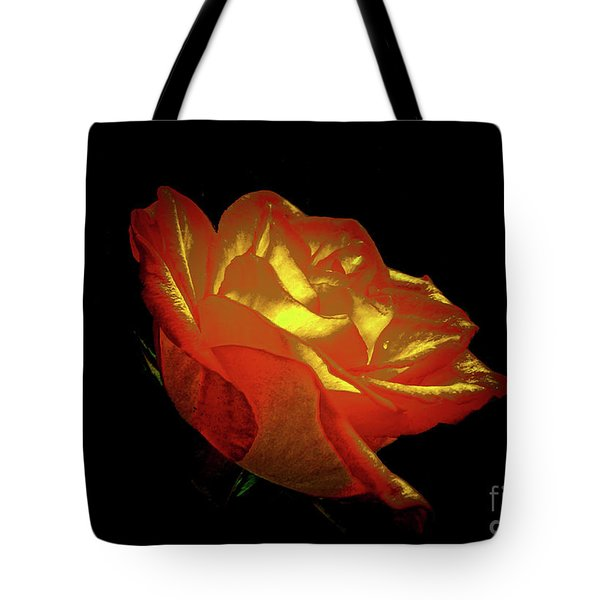 The Rose 3 Tote Bag