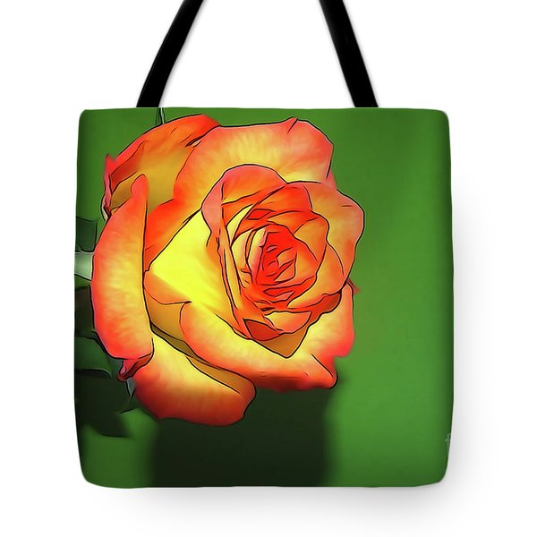 The Rose 4 Tote Bag