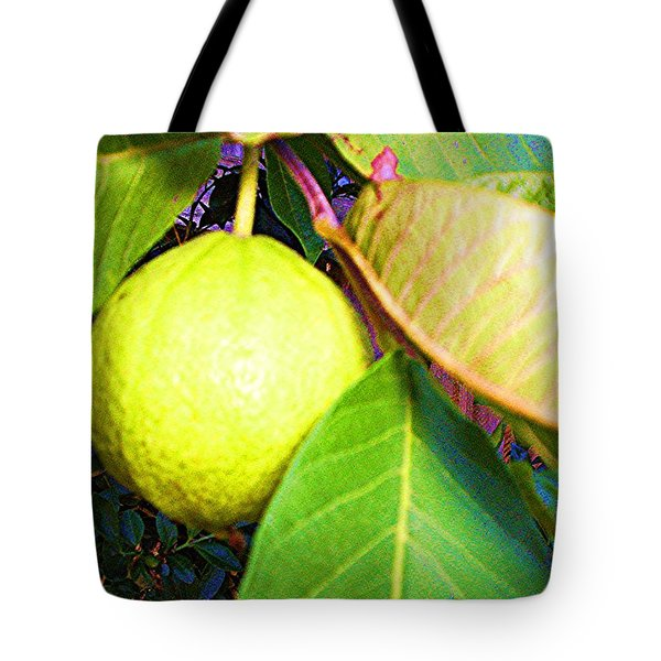 The Rose Apple Tote Bag by Winsome Gunning
