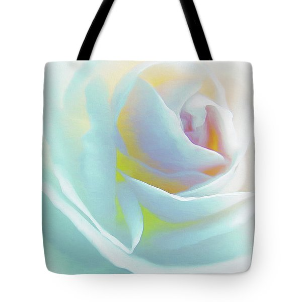 The Rose By Scott Cameron Tote Bag