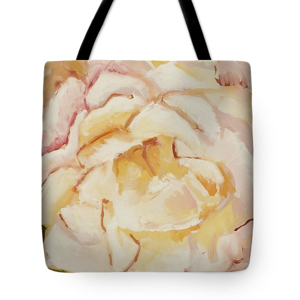 The Rose Tote Bag by Katie OBrien - Printscapes
