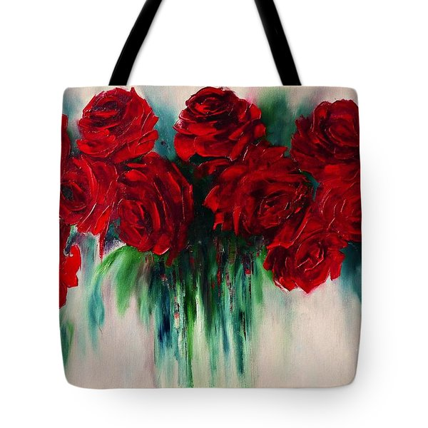 The Roses Of My Summer Tote Bag