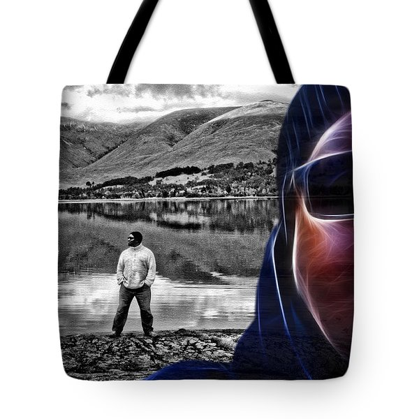 The Rough And The Rugged Tote Bag