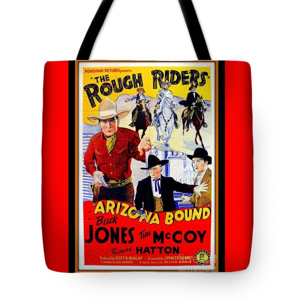 The Rough Riders Tote Bag