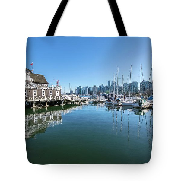 The Rowing Club Tote Bag