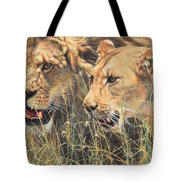 The Royal Couple II Tote Bag