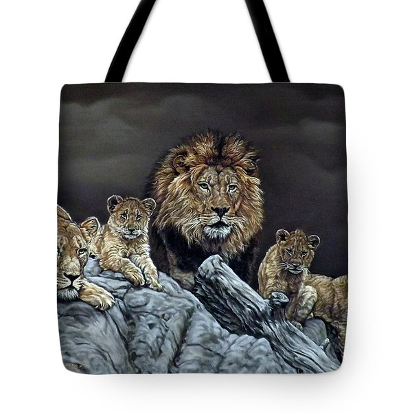 The Royal Family Tote Bag