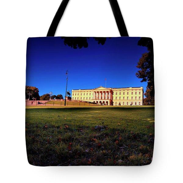 The Royal Palace Tote Bag