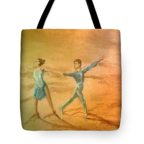The Rumba Extension Tote Bag
