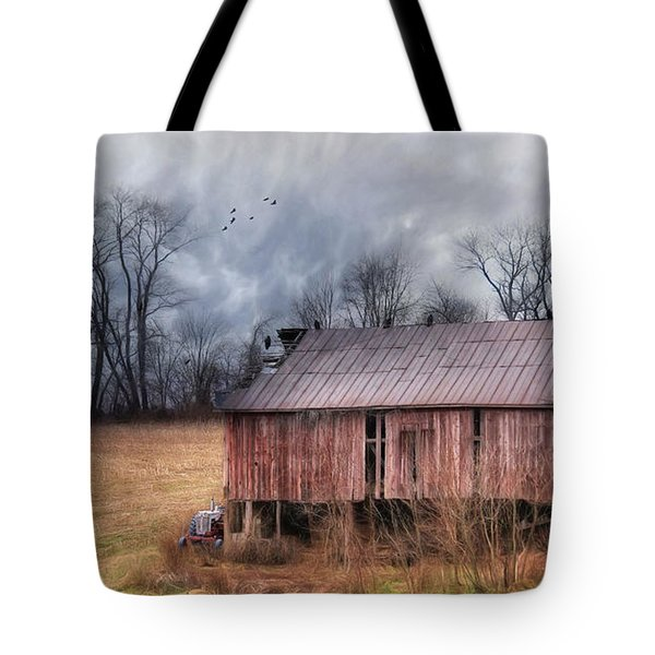 The Rural Curators Tote Bag by Lori Deiter