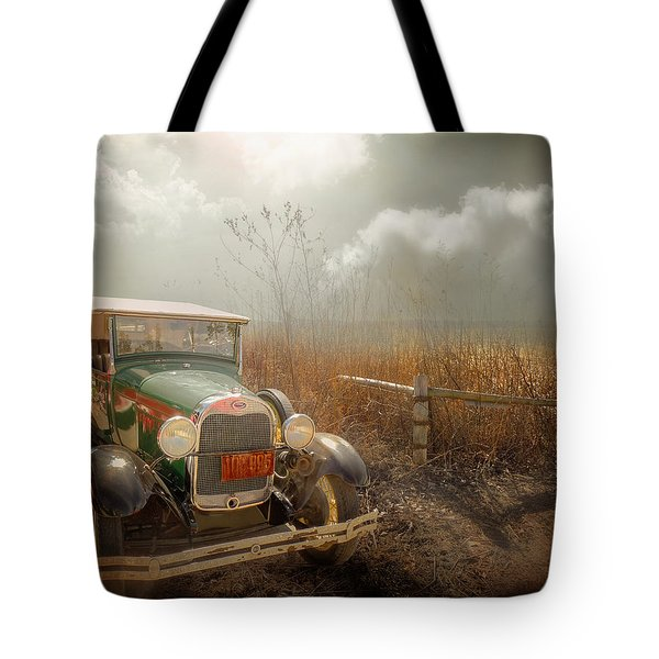 The Rural Route Tote Bag