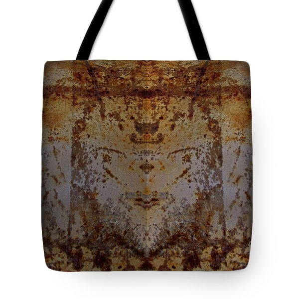 The Rusted Feline Tote Bag